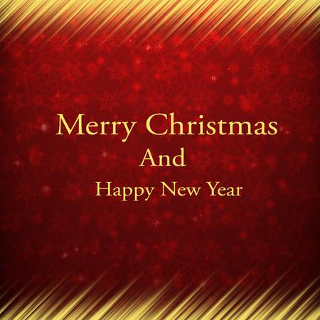 golde: Christmas background