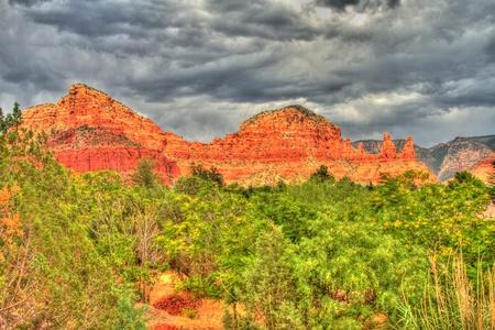 Sedona, Arizona HDR Photography