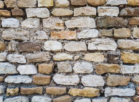 Rocks wall texture.