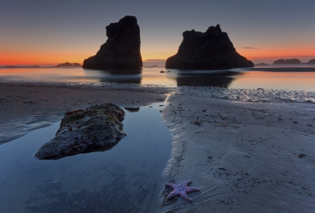 Bandon Beach photo
