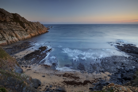 northern spain: Rocky coasts of northern spain