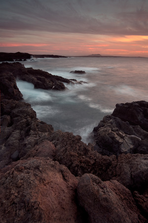 wild canary: The wild coast of Lanzarote - Canary Islands