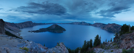 crater: Crater Lake national park oregon