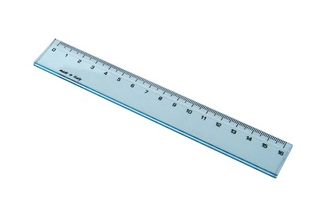 milimetr: Linijka milimetr