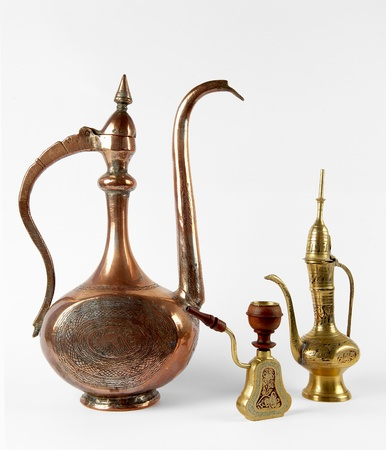housewares: some oriental object in still life Stock Photo