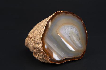 a section of a quartz