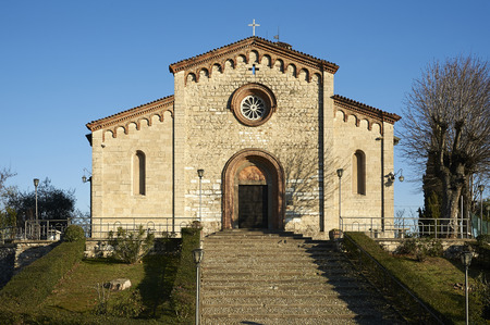 devotions: Rovato (Bs), Italy , the church of Saint Stephen