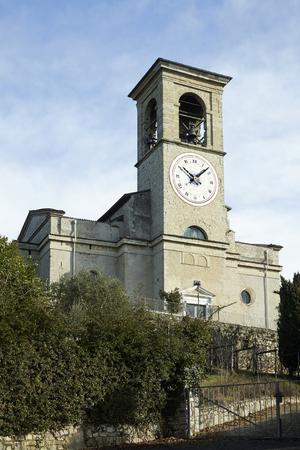 devotions: Gussago (Bs) ,Italy,  the Sanctuary of the Madonna della Stella