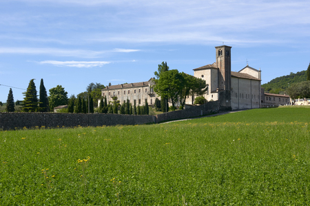 Maguzzano (Bs), Italy , the Benedectine abbey