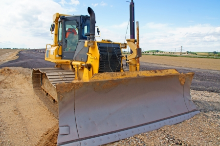 bulldozer photo