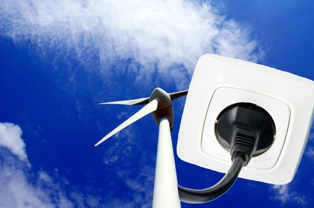 renewable energy Stock Photo - 10413378