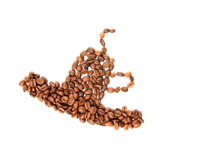 coffee bean Stock Photo - 10462433