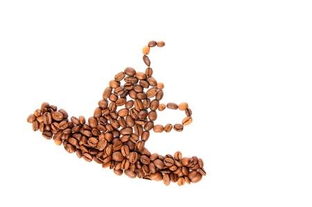 coffee bean Stock Photo - 10462433