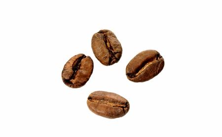 caf� en grano Foto de archivo - 10462429