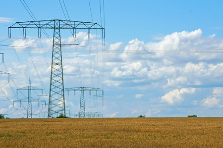 energy suppliers: power