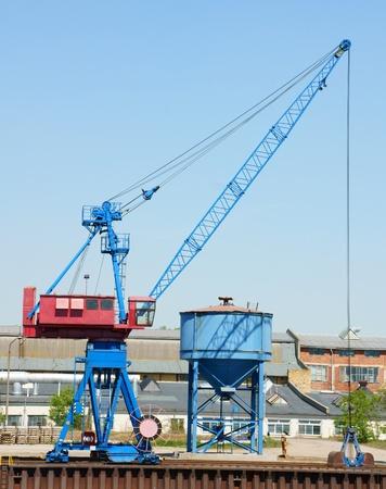 jib: port crane