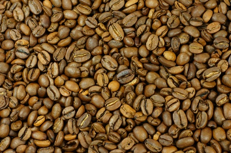 coffee beans Stock Photo - 10606974