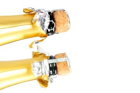 champagne bottle photo