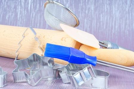 baking utensils photo