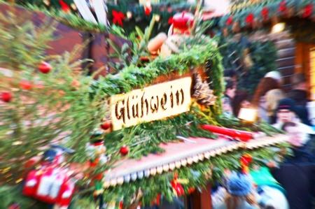 striezelmarkt: christmas market