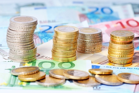 surety: Euro Banknotes and Euro Money