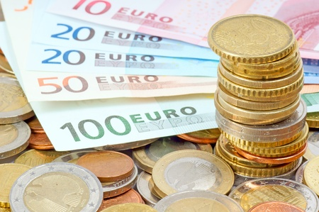 essentially: Euro Banknotes and Euro Coins
