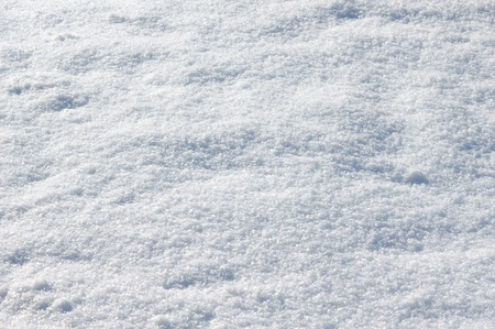 Snow Background Stock Photo - 12436665