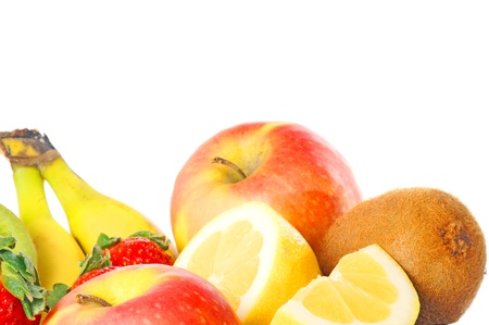 Fruit and vegetables photo