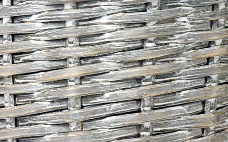 weavers: wicker background