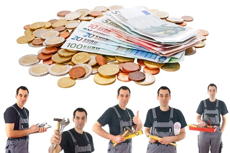 Craftsman and Money photo