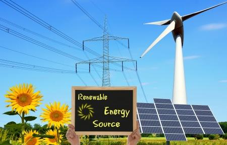 Renewable Energy Source photo