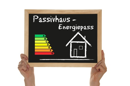 passive: Passive House Energy Pass
