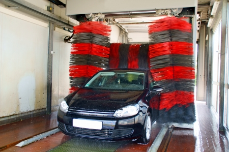 Carwash Stock Photo - 14193736