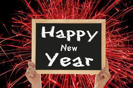 Happy New Year Stock Photo - 14240428