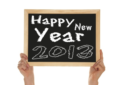 Happy New Year 2013 photo