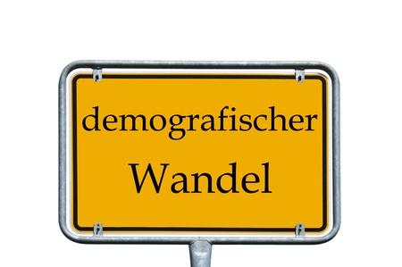 demografia: firmar con el cambio demográfico palabras de alemán