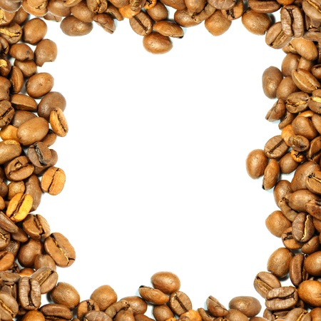 Coffee Beans Frame photo