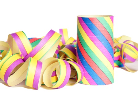 streamers Stock Photo - 17133846