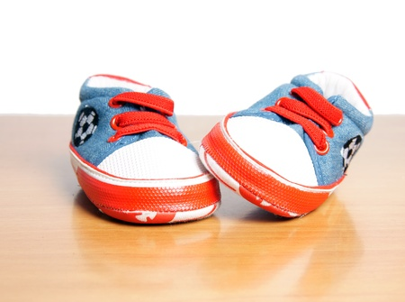 Baby Shoes Stock Photo - 17727452