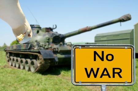 no war: Armor and shield - No War Stock Photo