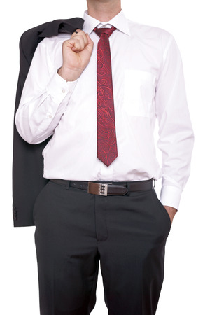 exempted: businessman Stock Photo