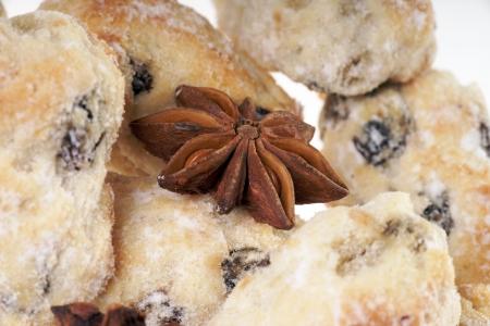 badiane: Biscuits de No�l avec l'anis �toil�