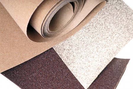 sandpaper: different types of sandpaper