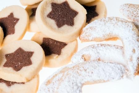 configured: delicious cookies with vanilla crescents