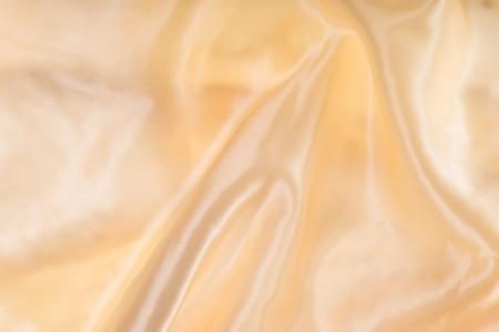 shiny gold: gold shiny fabric