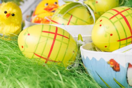 ecclesiastical: Easter eggs for Easter festival