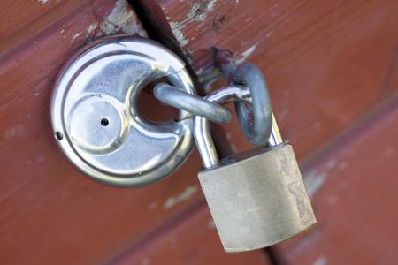 connectedness: two padlocks