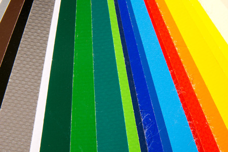 ral: Color guide - color pattern Stock Photo