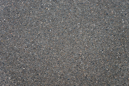 blacktop: Road surface made of bitumen Stock Photo