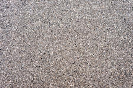 bitumen: Road surface made of bitumen Stock Photo